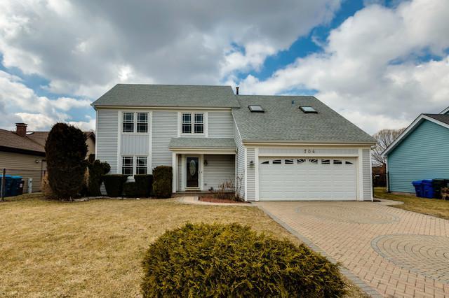 704 S Noah Terrace, Mount Prospect, IL 60056 (MLS #10315297) :: T2K Properties
