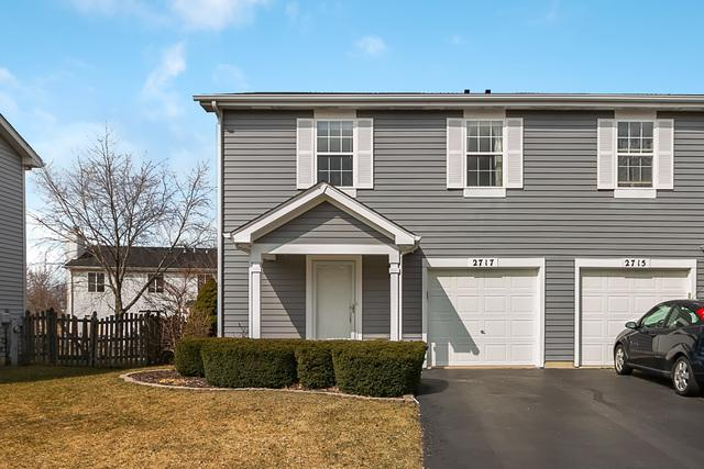 2717 Glenwood Court, Naperville, IL 60564 (MLS #10315300) :: Helen Oliveri Real Estate