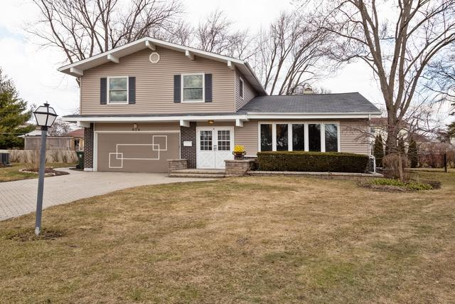 910 N Ironwood Place, Mount Prospect, IL 60056 (MLS #10315302) :: T2K Properties