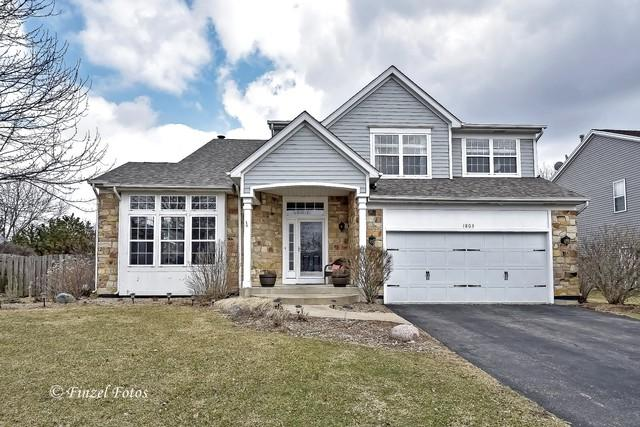 1803 Nashville Lane, Crystal Lake, IL 60014 (MLS #10315332) :: Century 21 Affiliated
