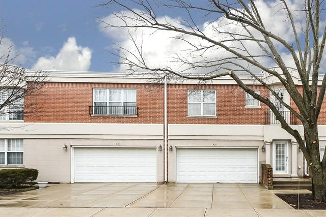 428 Town Place Circle, Buffalo Grove, IL 60089 (MLS #10315341) :: T2K Properties