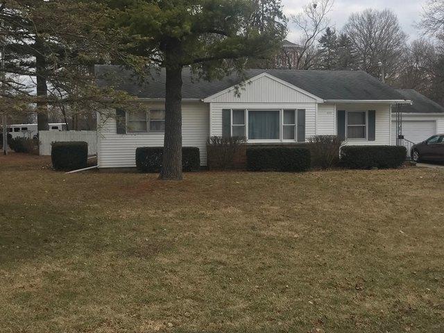 602 E 2nd Street, Gilman, IL 60938 (MLS #10315373) :: Domain Realty