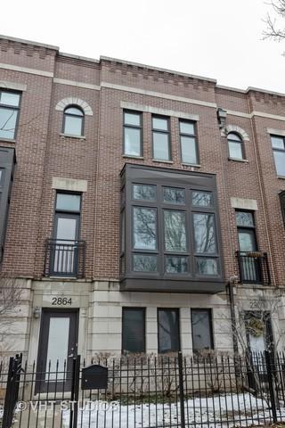 2864 N Paulina Street, Chicago, IL 60657 (MLS #10315449) :: John Lyons Real Estate