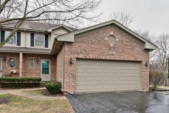 3938 Balmoral Court, Rolling Meadows, IL 60008 (MLS #10315501) :: The Dena Furlow Team - Keller Williams Realty