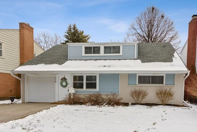 119 S Brighton Place, Arlington Heights, IL 60004 (MLS #10315518) :: T2K Properties