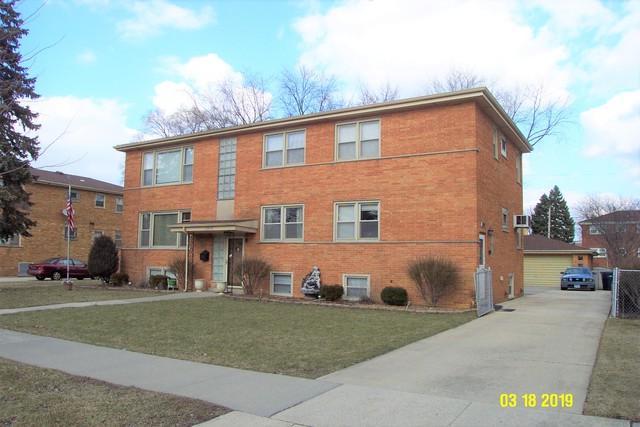 10619 Mayfield Avenue, Chicago Ridge, IL 60415 (MLS #10315550) :: The Dena Furlow Team - Keller Williams Realty