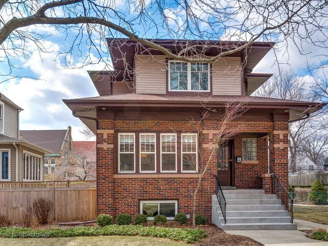 3814 N Kedvale Avenue, Chicago, IL 60641 (MLS #10315572) :: The Dena Furlow Team - Keller Williams Realty