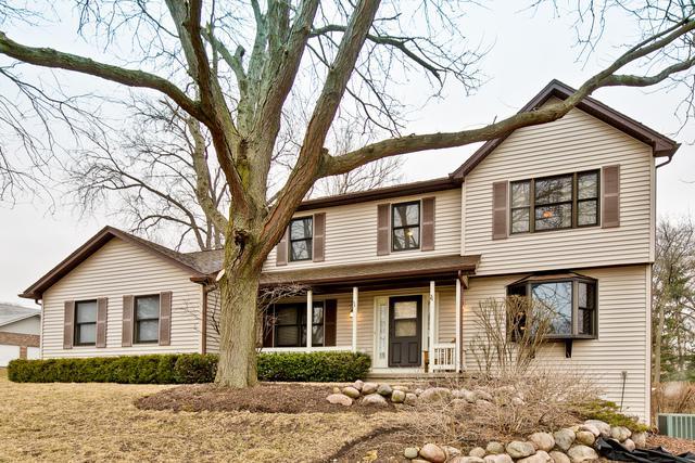 323 Carl Sands Drive, Cary, IL 60013 (MLS #10315585) :: T2K Properties