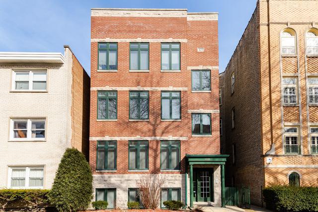 6113 N Mozart Street #4, Chicago, IL 60659 (MLS #10315652) :: Baz Realty Network | Keller Williams Preferred Realty