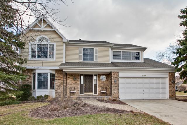 1739 Virginia Avenue, Libertyville, IL 60048 (MLS #10315660) :: Helen Oliveri Real Estate