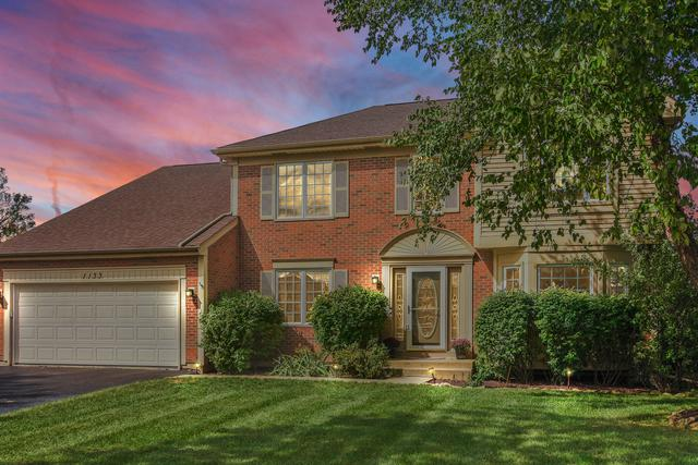 1133 Berkshire Lane, Barrington, IL 60010 (MLS #10315676) :: T2K Properties