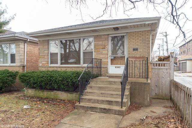 6343 W Patterson Avenue, Chicago, IL 60634 (MLS #10315687) :: HomesForSale123.com