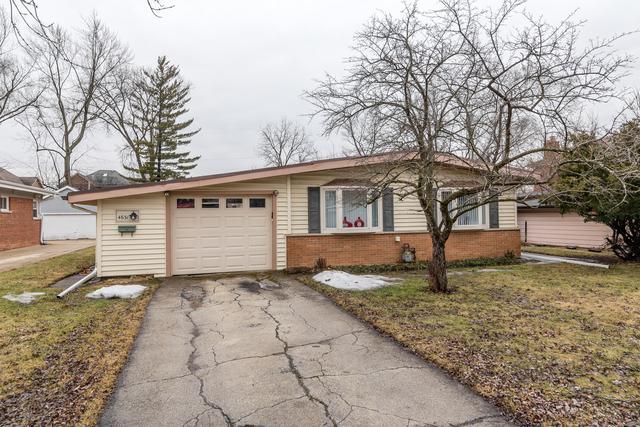 4631 Lilac Avenue, Glenview, IL 60025 (MLS #10315693) :: T2K Properties