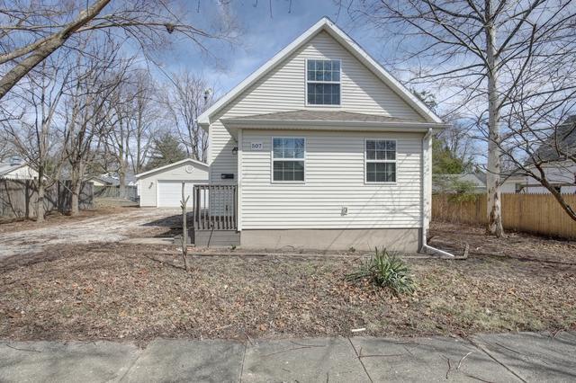 507 S Main Street, HOMER, IL 61849 (MLS #10315695) :: Littlefield Group