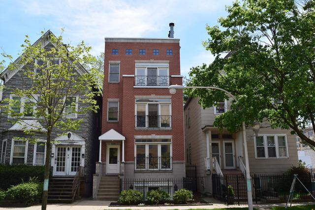 1541 W Roscoe Street #2, Chicago, IL 60657 (MLS #10315704) :: Leigh Marcus | @properties