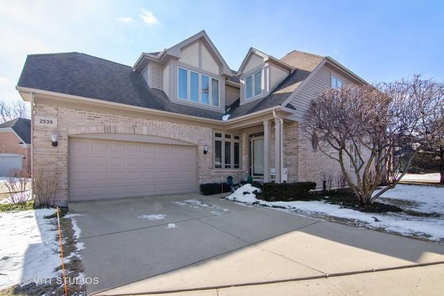 2539 Buckland Lane, Northbrook, IL 60062 (MLS #10315740) :: T2K Properties