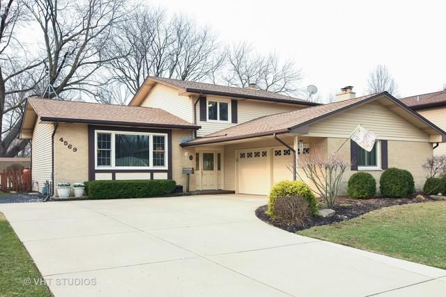 4569 Gettysburg Drive, Rolling Meadows, IL 60008 (MLS #10315761) :: HomesForSale123.com