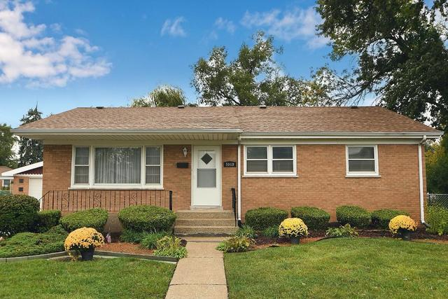 5940 107th Place, Chicago Ridge, IL 60415 (MLS #10315811) :: Baz Realty Network | Keller Williams Preferred Realty