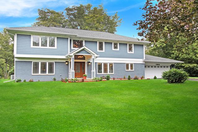 17W152 Hillside Lane, Willowbrook, IL 60527 (MLS #10315856) :: Helen Oliveri Real Estate