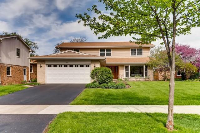 1041 Meadowlark Lane, Glenview, IL 60025 (MLS #10315880) :: T2K Properties