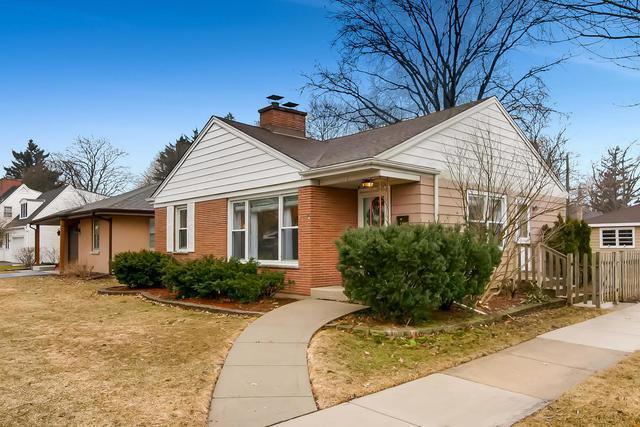 222 N Emerson Street, Mount Prospect, IL 60056 (MLS #10315893) :: T2K Properties