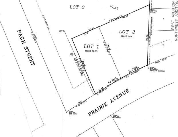 Lot 1 Prairie Avenue, Winfield, IL 60190 (MLS #10315906) :: The Dena Furlow Team - Keller Williams Realty