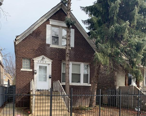5713 S Wolcott Avenue, Chicago, IL 60636 (MLS #10315966) :: Baz Realty Network   Keller Williams Preferred Realty