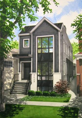 3623 N Leavitt Street, Chicago, IL 60618 (MLS #10315970) :: Leigh Marcus | @properties