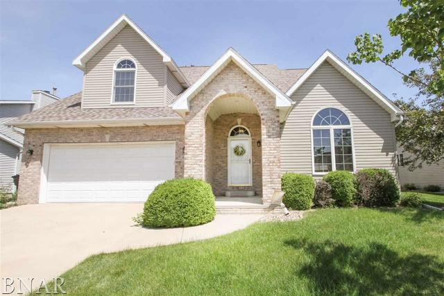 404 Plumage Court, Normal, IL 61761 (MLS #10316061) :: The Dena Furlow Team - Keller Williams Realty