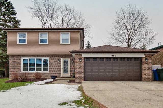 211 N Evanston Avenue, Mount Prospect, IL 60056 (MLS #10316074) :: T2K Properties