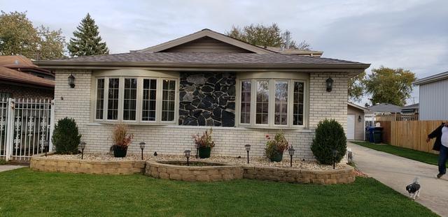 10033 Menard Avenue, Oak Lawn, IL 60453 (MLS #10316119) :: The Dena Furlow Team - Keller Williams Realty