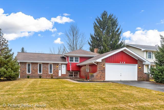 30W349 Mcgregor Lane, Naperville, IL 60563 (MLS #10316208) :: Helen Oliveri Real Estate