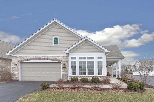 614 Handel Lane, Woodstock, IL 60098 (MLS #10316277) :: Lewke Partners