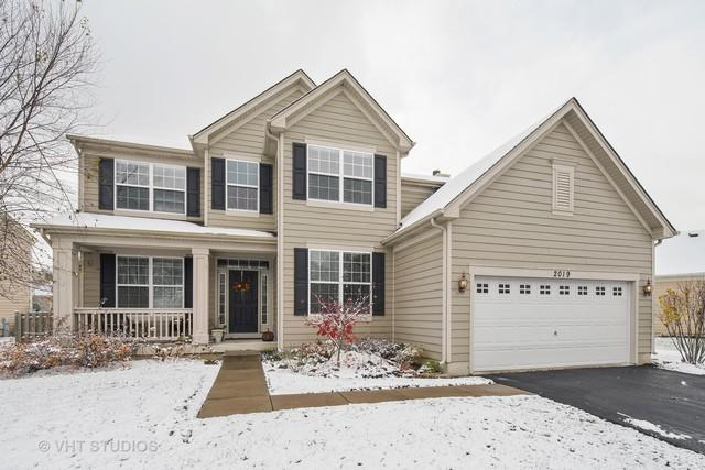 2019 Salem Drive, Elgin, IL 60123 (MLS #10316410) :: HomesForSale123.com