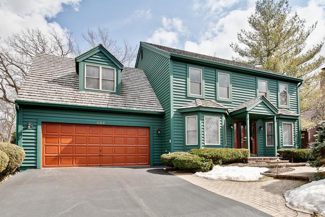 437 Long Hill Road, Gurnee, IL 60031 (MLS #10316455) :: HomesForSale123.com