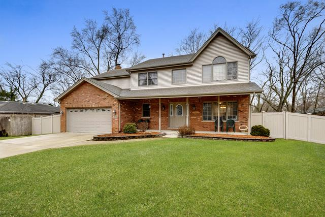 15058 Leclaire Avenue, Oak Forest, IL 60452 (MLS #10316476) :: The Dena Furlow Team - Keller Williams Realty