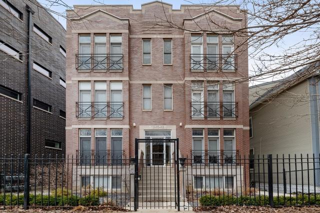 1942 N Francisco Avenue 3N, Chicago, IL 60647 (MLS #10316577) :: Leigh Marcus | @properties