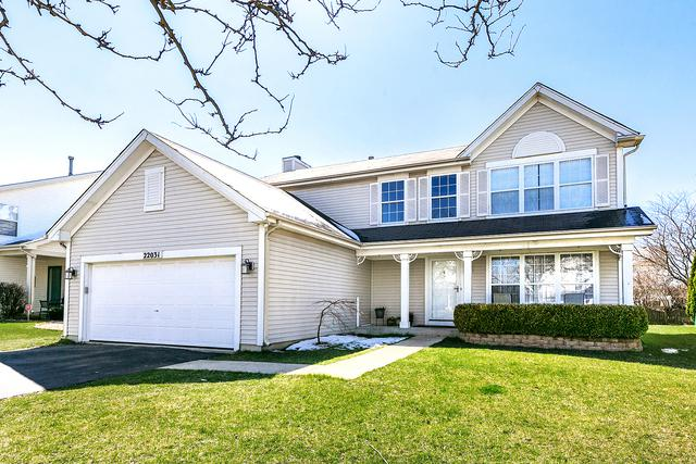 22031 W Lakeland Trail, Plainfield, IL 60544 (MLS #10316676) :: Helen Oliveri Real Estate
