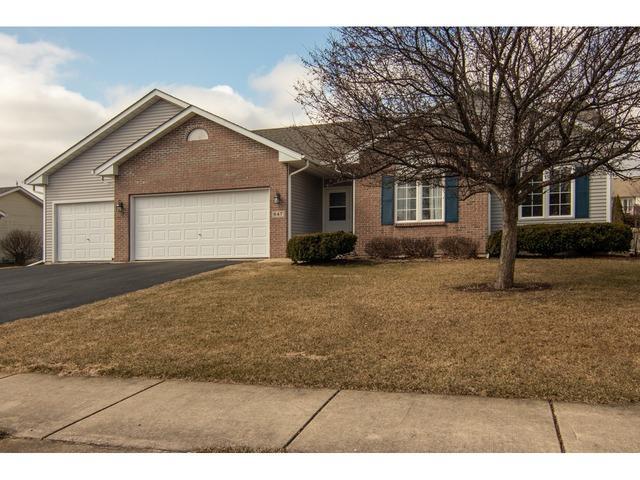 647 Golf Hill Road, Belvidere, IL 61008 (MLS #10316722) :: The Dena Furlow Team - Keller Williams Realty