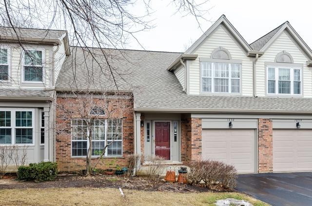 1636 W Portsmith Lane, Arlington Heights, IL 60004 (MLS #10316753) :: Ryan Dallas Real Estate