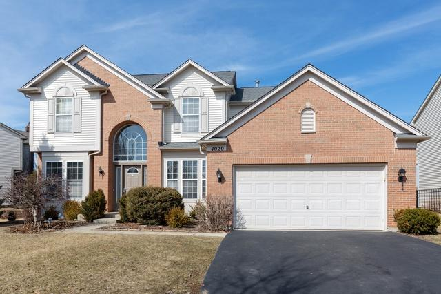 4020 Georgetown Circle, Algonquin, IL 60102 (MLS #10316760) :: Lewke Partners