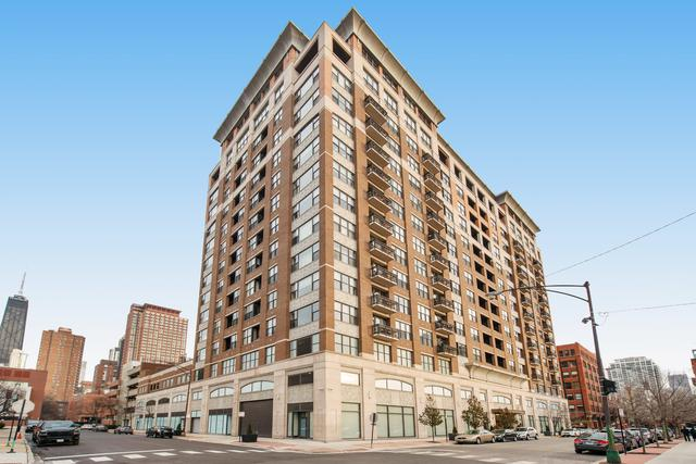 849 N Franklin Street #504, Chicago, IL 60610 (MLS #10316761) :: Leigh Marcus | @properties