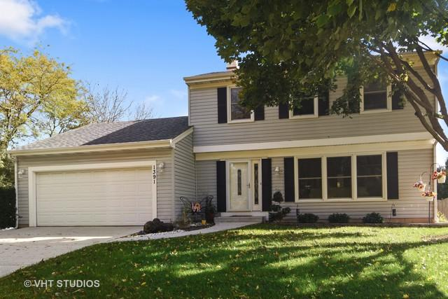 1391 Brandywyn Lane, Buffalo Grove, IL 60089 (MLS #10316813) :: Century 21 Affiliated