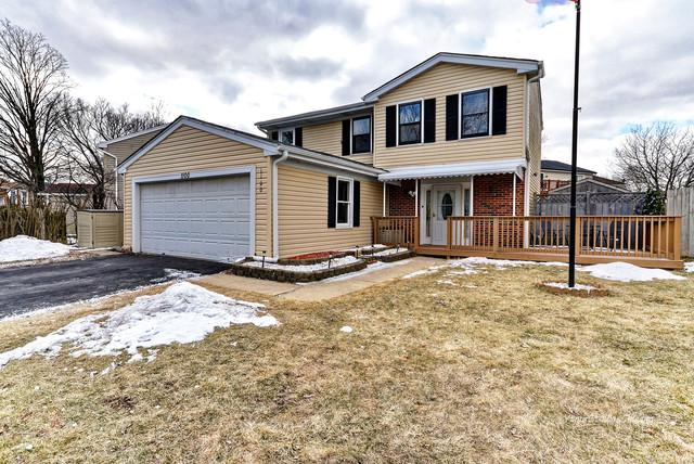 1100 Singleton Drive, Roselle, IL 60172 (MLS #10316900) :: Baz Realty Network | Keller Williams Preferred Realty