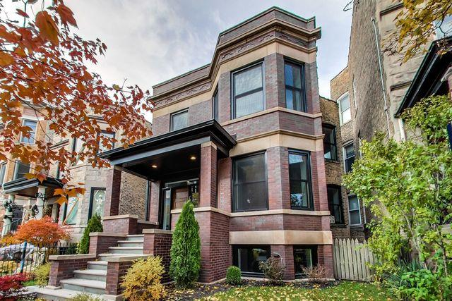 2216 W Wilson Avenue, Chicago, IL 60625 (MLS #10316905) :: Leigh Marcus   @properties