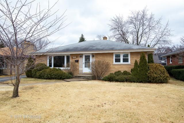 354 E St Charles Road, Elmhurst, IL 60126 (MLS #10316923) :: Baz Realty Network | Keller Williams Preferred Realty