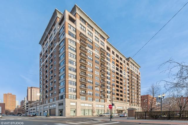 849 N Franklin Street #917, Chicago, IL 60610 (MLS #10316934) :: Leigh Marcus | @properties