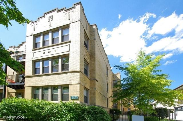 2140 W Addison Street 1C, Chicago, IL 60618 (MLS #10316942) :: Leigh Marcus | @properties