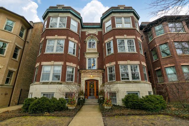 917 Forest Avenue #3, Evanston, IL 60202 (MLS #10316975) :: Baz Realty Network   Keller Williams Preferred Realty