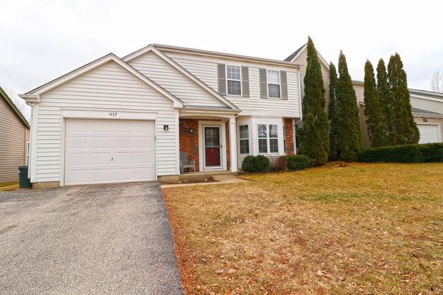 1437 Ansley Lane, Mundelein, IL 60060 (MLS #10317085) :: Century 21 Affiliated